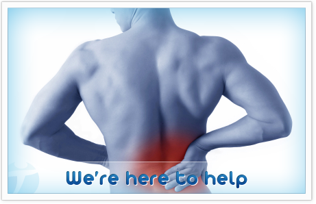 injury therapist here to help